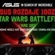 ASUS rozdaje kody rabatowe na najnowsze gry
