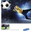 Tryb Piłka Nożna w telewizorach Samsung przenosi na stadiony
