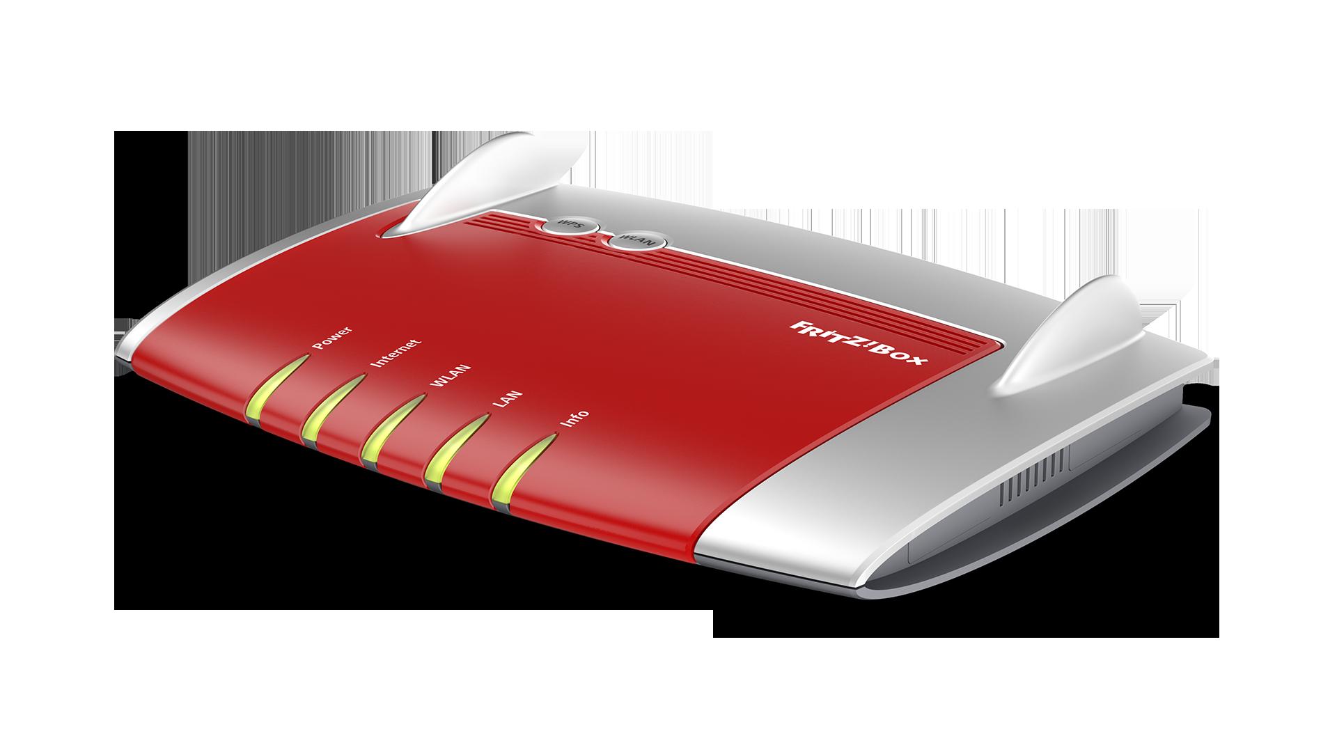 Nowy router FRITZ!Box 4040 Wireless AC: Współpracuje z każdym łączem