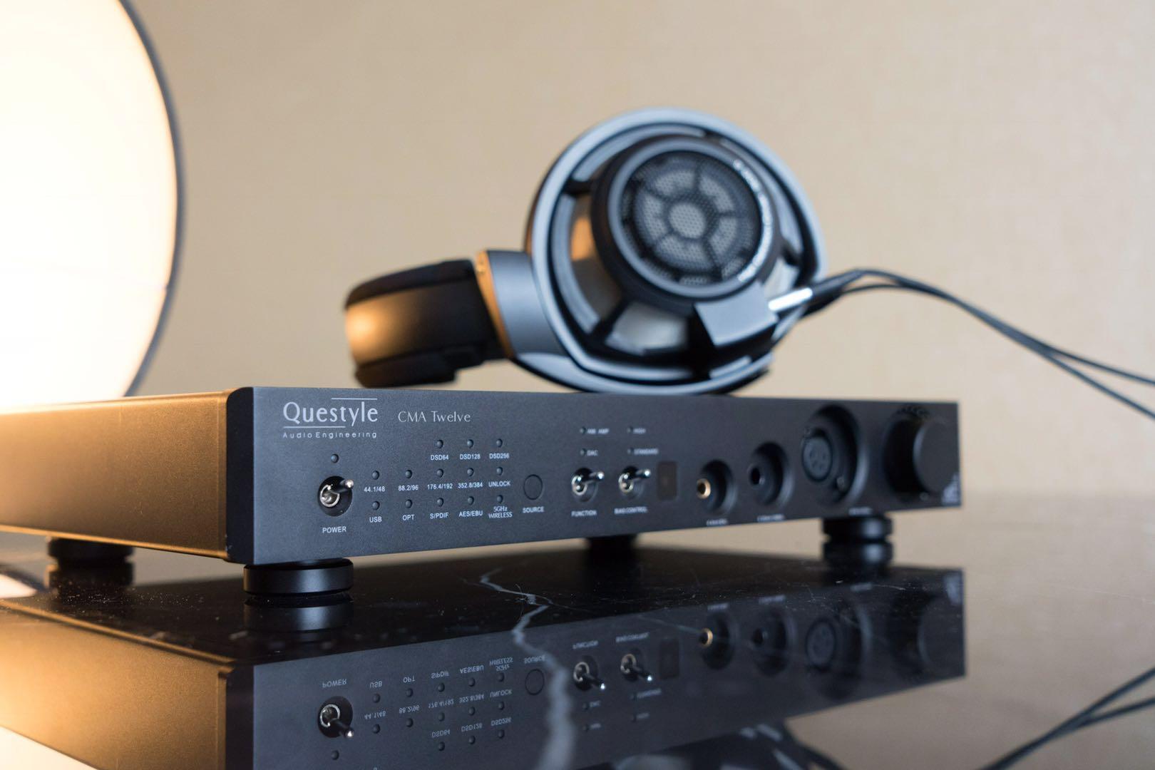 Questyle Audio CMA Twelve – 12-letnie wino dla miłośników audio